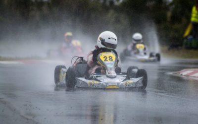Secondo posto per Lenny Mike Tronza e doppietta Evokart per i due fratelli e kartisti di Tula.