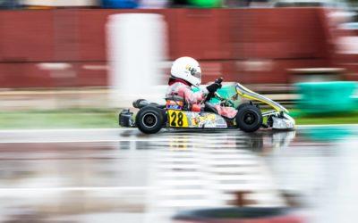 Spettacolare vittoria di John Ray Tronza sulla bagnatissima gara di Alghero.