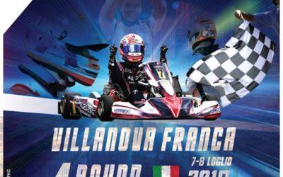 John Ray & Lenny Mike Tronza pronti per la 4° prova del Campionato Regionale Karting Aci Sport a Villanovafranca.