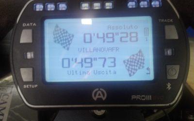 Nuovo Record di John Ray Tronza al Kartodromo San Lorenzo 49.283 nella Cat. Entry Level