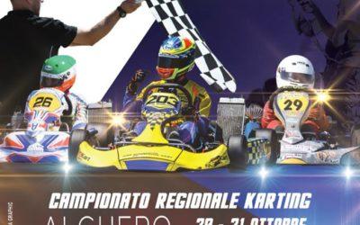 Ultima prova del Campionato Regionale al Kartodromo Pista del Corallo – Alghero
